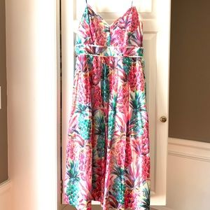 J. Crew *NWT Multicolor Dress.